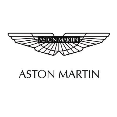 Custom aston martin logo iron on transfers (Decal Sticker) No.100123
